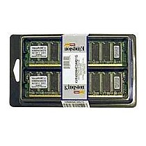 KINGSTON 2048MB 400MHz CL3 (Kit of 2x1024MB)