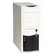 EuroCase ML 5410-P4 White/Black, 450W