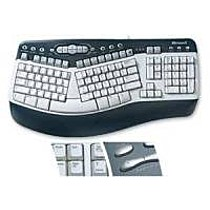 Microsoft MultiMedia Keyboard PS/2 English, OEM