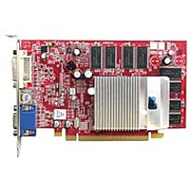 VGA HIS Excalibur X550, 256MB DDR/128b, DVI, heatsink