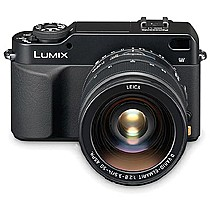Panasonic Lumix DMC-L1 + Leica 14-50 mm Kit