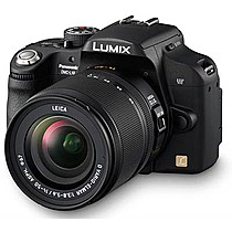 Panasonic Lumix DMC-L10  + Leica 14-50 mm Kit