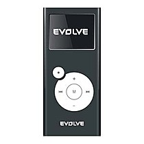 Evolve SuperSlim 2GB MP3/MP4 microSD (1.5 TFT,6.5mm,FM,zázn.,hra,CZ)