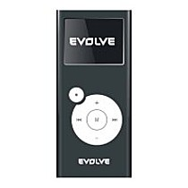 Evolve SuperSlim 4GB MP3/MP4 microSD (1.5 TFT,6.5mm,FM,zázn.,hra,CZ)