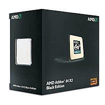 AMD Athlon™ 64 X2 Dual-Core Black Edition 5400+ bez chladiče