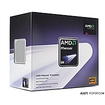 AMD Phenom™ X4 Quad-Core 9750 2.4GHz