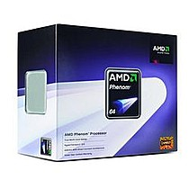 AMD Phenom™ X4 Quad-Core 9550 2.2GHz