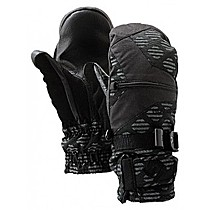 Burton Baker Undermitt True Black 08