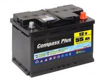 Compass PLUS - 12V, 55Ah, 420A