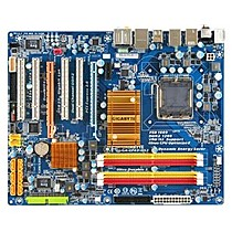 GIGABYTE MB Sc 775 EP43-DS3, Intel P43