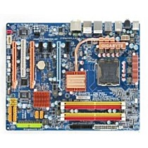 GIGABYTE MB Sc 775 EP45-DS3P, Intel P45, DDR2 1333+, 1394