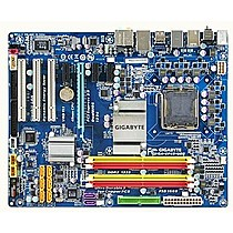 GIGABYTE MB Sc 775 EP45-UD3, Intel P45, Ultra Durable 3