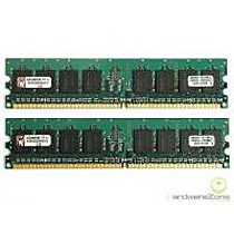 Kingston 1024MB DDR2 400MHz CL3 ECC Registered SR x4