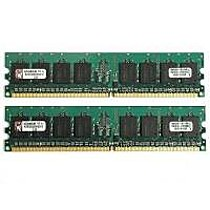 Kingston 4096MB DDR2 677MHz CL5 (2x2GB)