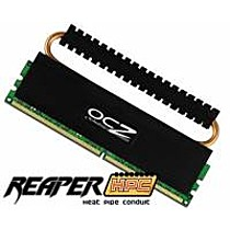 OCZ 2x2GB DDR2 800MHz CL4 heatpipe