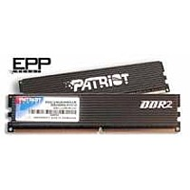 Patriot 4096MB DDR2 800MHz CL4 (2x2GB)