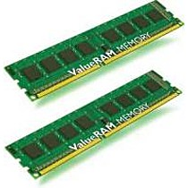 Kingston 2GB DDR3 1333MHz (2x1GB)