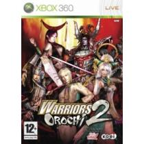 Warriors Orochi 2 (Xbox)