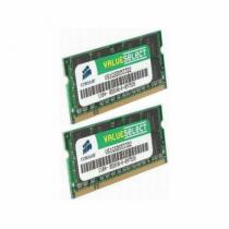 Corsair 4096MB DDR2 SODIMM 667Mhz (2x2GB)