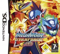 Mega Man Star Force: Leo (NDS)