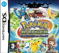 Pokémon Ranger: Shadows of Almia (NDS)