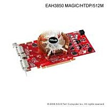 Asus EAH3850 MAGIC/HTDP, 512MB DDR2, fan, PCle