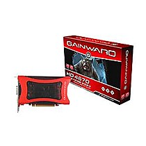 Gainward ATI HD4670 PCIe 512MB DDR3 750/2000MHz DVI/HDMI/VGA FAN