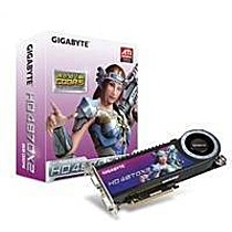 Gigabyte HD4870X2 2GB, fan, PCIe