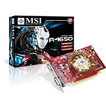 MSI R4650-D512, 512MB DDR2, fan, PCIe