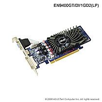 ASUS EN9400GT/DI, 1GB DDR2 LP, fan, PCIe