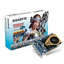 Gigabyte 9400GT, 512MB DDR2, fan, PCIe