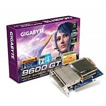 Gigabyte 9600GT, 1GB GDDR3, heatpipes, PCIe