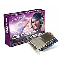 Gigabyte 9600GT, 512MB DDR3, heatpipes, PCIe