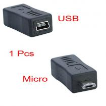 Adaptér Mini USB na Micro USB