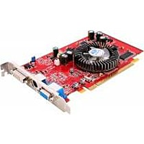 ATI Sapphire X550 256MB DDR PCIe DVI TV-OUT