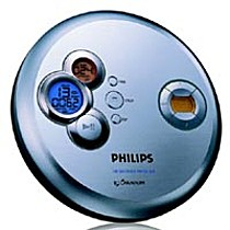 Philips EXP2461 s MP3