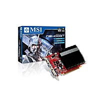 MSI N9400GT-MD512H, 512MB DDR2 (128bit), fan, PCI-e
