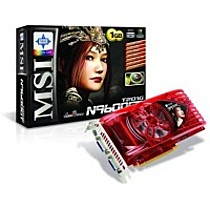 MSI NX9600GT-T2D2G-OC, 2GB DDR3 (256bit), fan, PCI-e