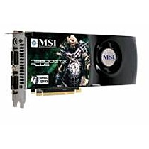 MSI NX9800GTX Plus, 512MB DDR3, fan, PCIe