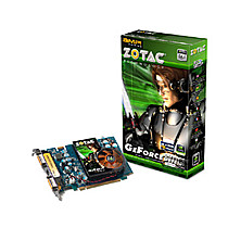 ZOTAC 8600GT, 512MB DDR2, fan, PCIe