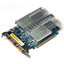 ZOTAC 9500GT Zone Edition, 512MB DDR2, heatsink, PCIe