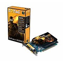ZOTAC 9500GT, 512MB DDR3, fan, PCIe