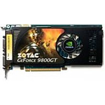 Zotac GF9800GT, 512MB DDR3, fan, PCIe