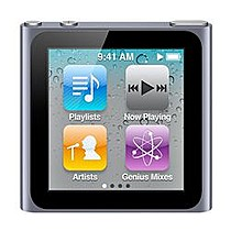 Apple iPod Nano 6.generace 8GB