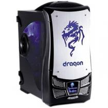 EUROCASE DRAGON GAMING PC, bez zdroje