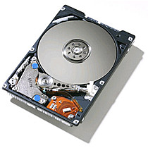 Hitachi Travelstar 250GB 7200 rpm SATA 16MB