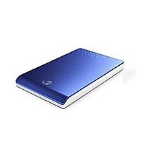"Seagate FreeAgent Go 320GB 2.5"" USB 2.0 5400 8MB"