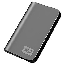 WD MY PASSPORT ELITE 320GB