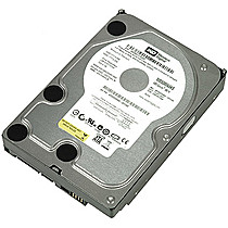 WD Caviar 500GB 7200 rpm SATA 16MB