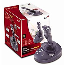 Genius Joystick MaxFighter F-33D Digital Force Feedback